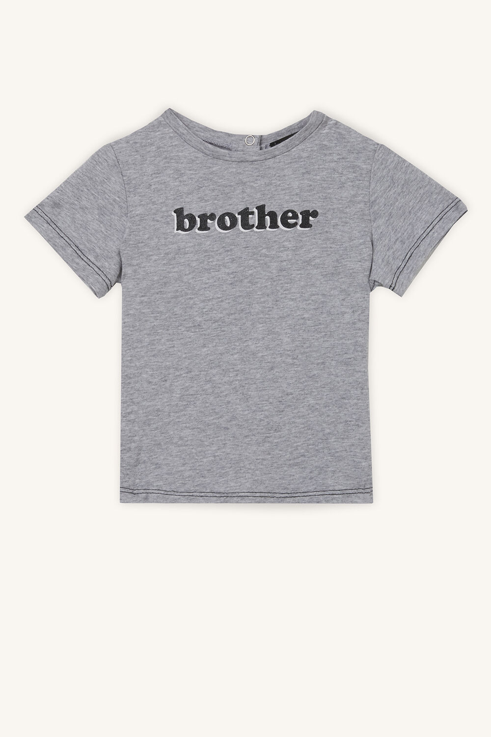 BROTHER TEE in colour VAPOR BLUE