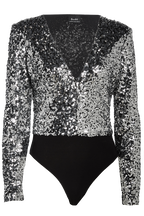 SIREN BODYSUIT in colour LUNAR ROCK