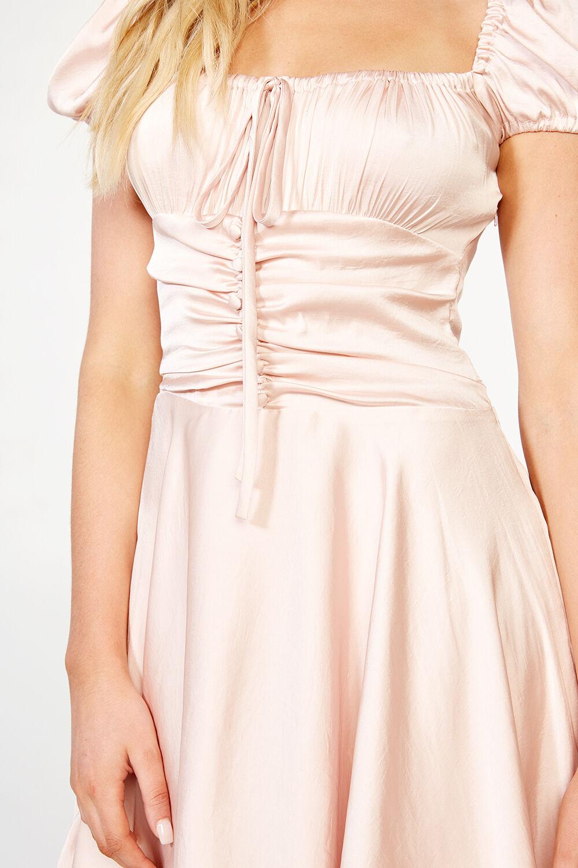 JEMMA DRESS in colour EMERALD