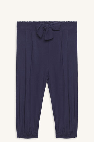 GENIE TWILL PANT in colour BLACK IRIS
