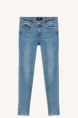 REEVE HIPSTER JEAN in colour DUSTY BLUE