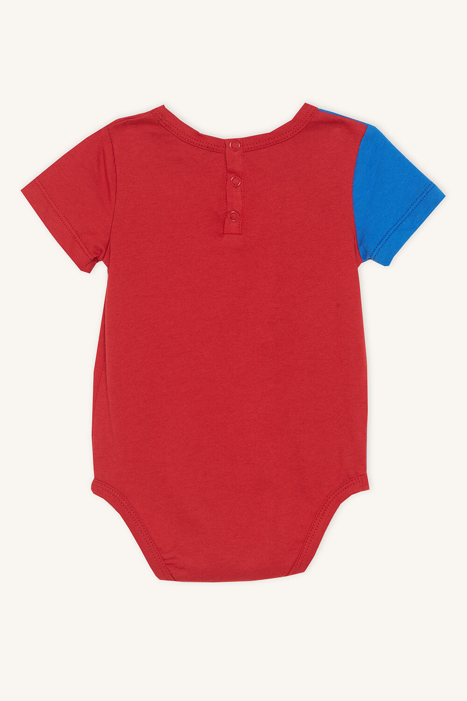baby boy SPLICED GROW in colour LOLLIPOP