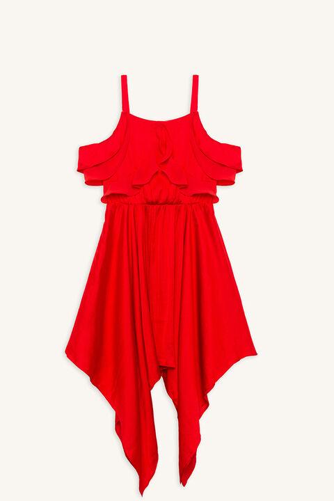 MINA HANKY DRESS