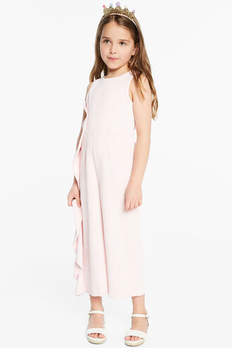 MARISSA JUMPSUIT in colour BLUSHING BRIDE
