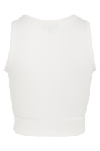 PENELOPE TOP in colour BRIGHT WHITE