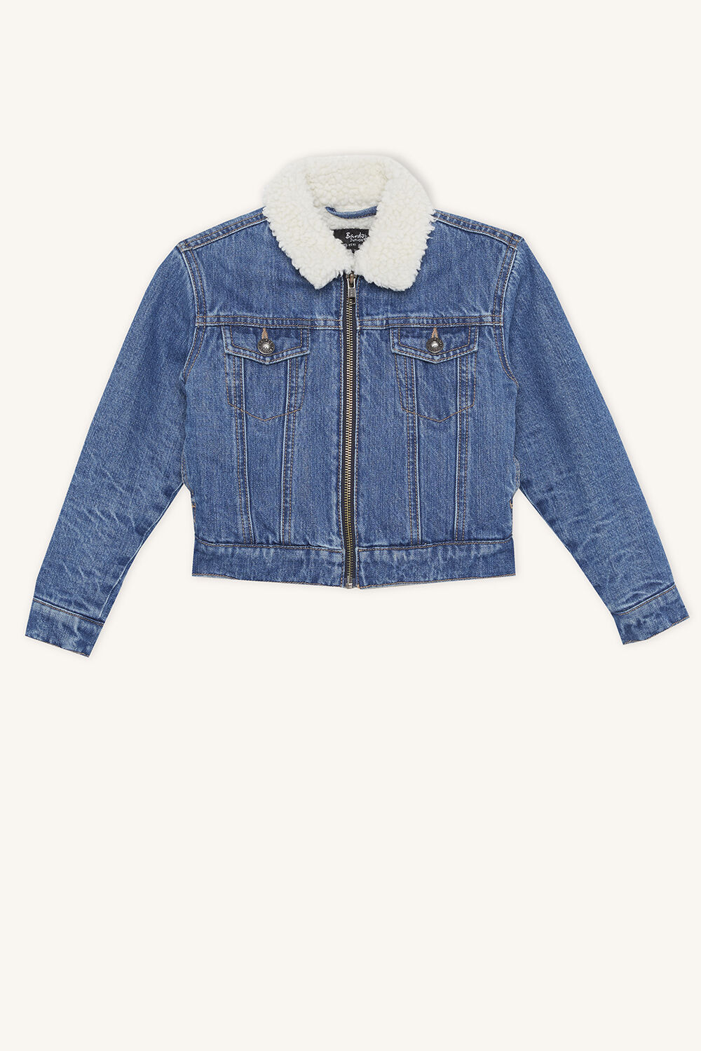 SHERPA LINED JACKET in colour TRUE NAVY