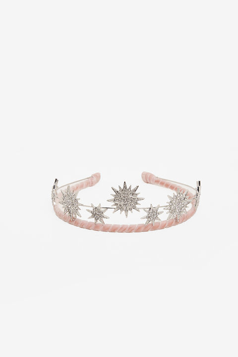 STAR CROWN in colour PARADISE PINK