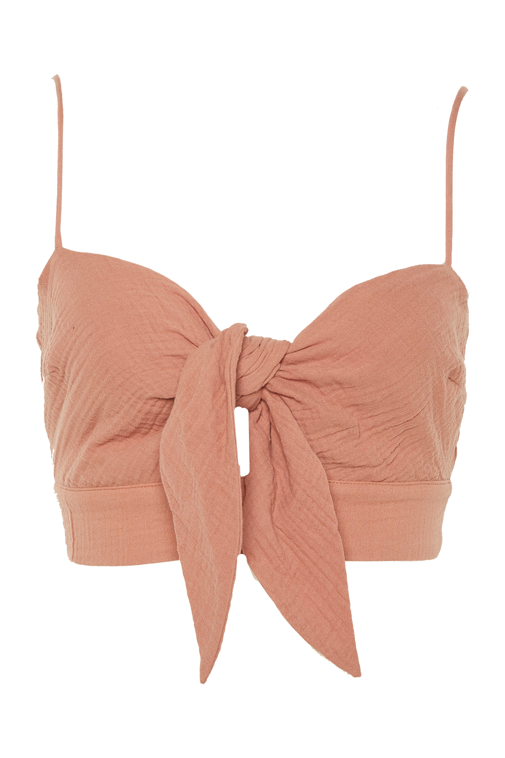 RIVA TIE TOP in colour CORAL REEF