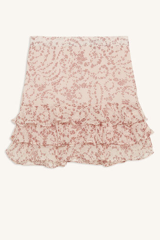 POSY RA-RA SKIRT in colour POTPOURRI