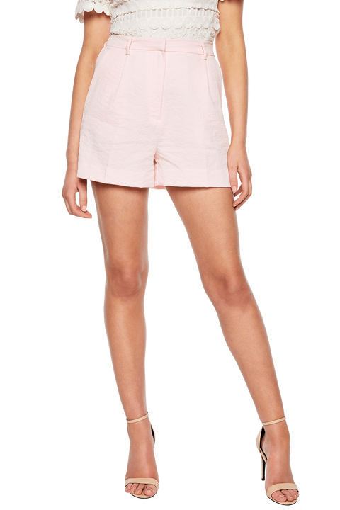MALIBU SHORT in colour BLUSHING BRIDE