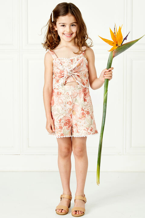 LANIE TRIM PLAYSUIT