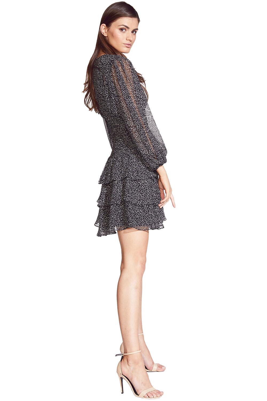 ELAINA MINI DRESS in colour TAP SHOE