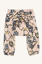 SADIE PULL ON PANT in colour PEACH BLUSH