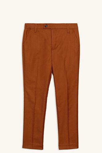 CLASSIC SUIT PANT in colour CASHEW