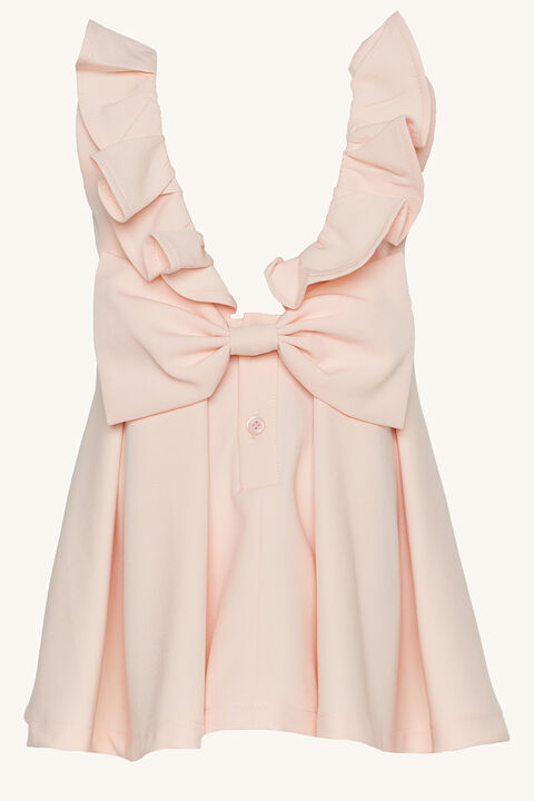 BABY GIRL ARIA SUN DRESS in colour PRAIRIE SUNSET