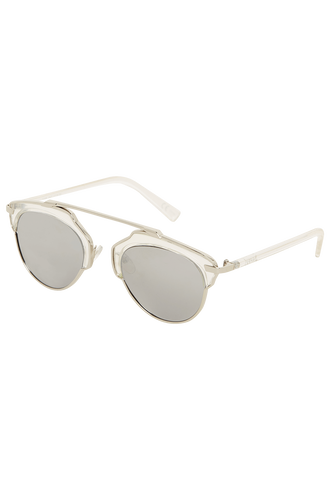 TIME OUT SUNGLASSES in colour SILVER