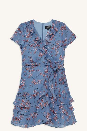 LUELLA ROSE DRESS in colour SKY BLUE