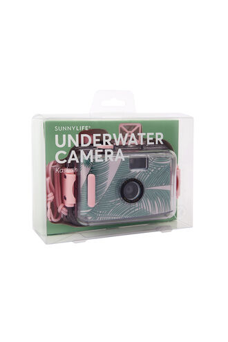 Underwater Camera Kasbah in colour BRIGHT WHITE