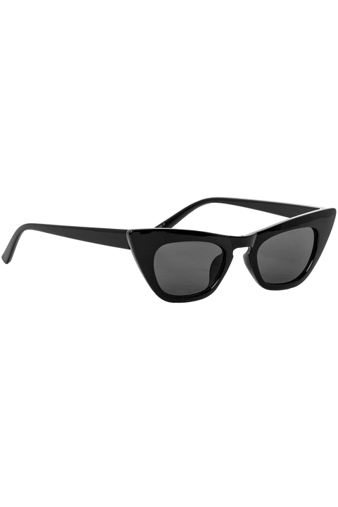 SLIM LINE CAT SUNGLASSES in colour METEORITE