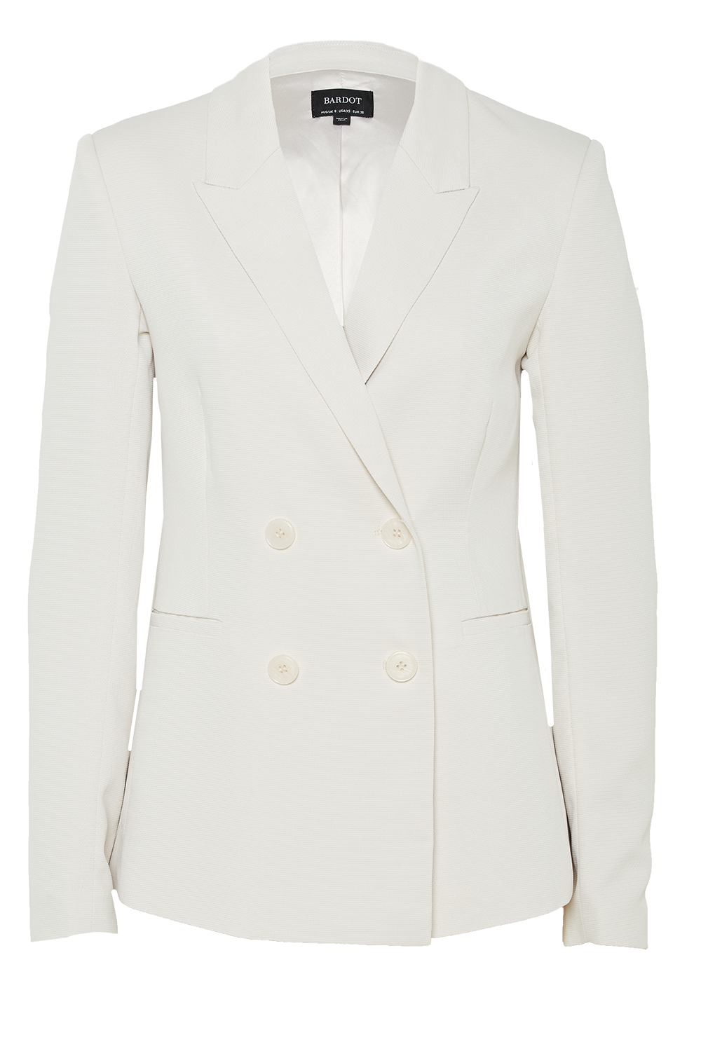 PARISIENNE BLAZER in colour ANTIQUE WHITE