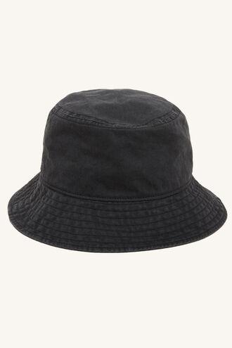 BUCKET HAT in colour METEORITE