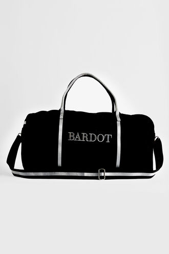 BARDOT WEEKENDER in colour CAVIAR