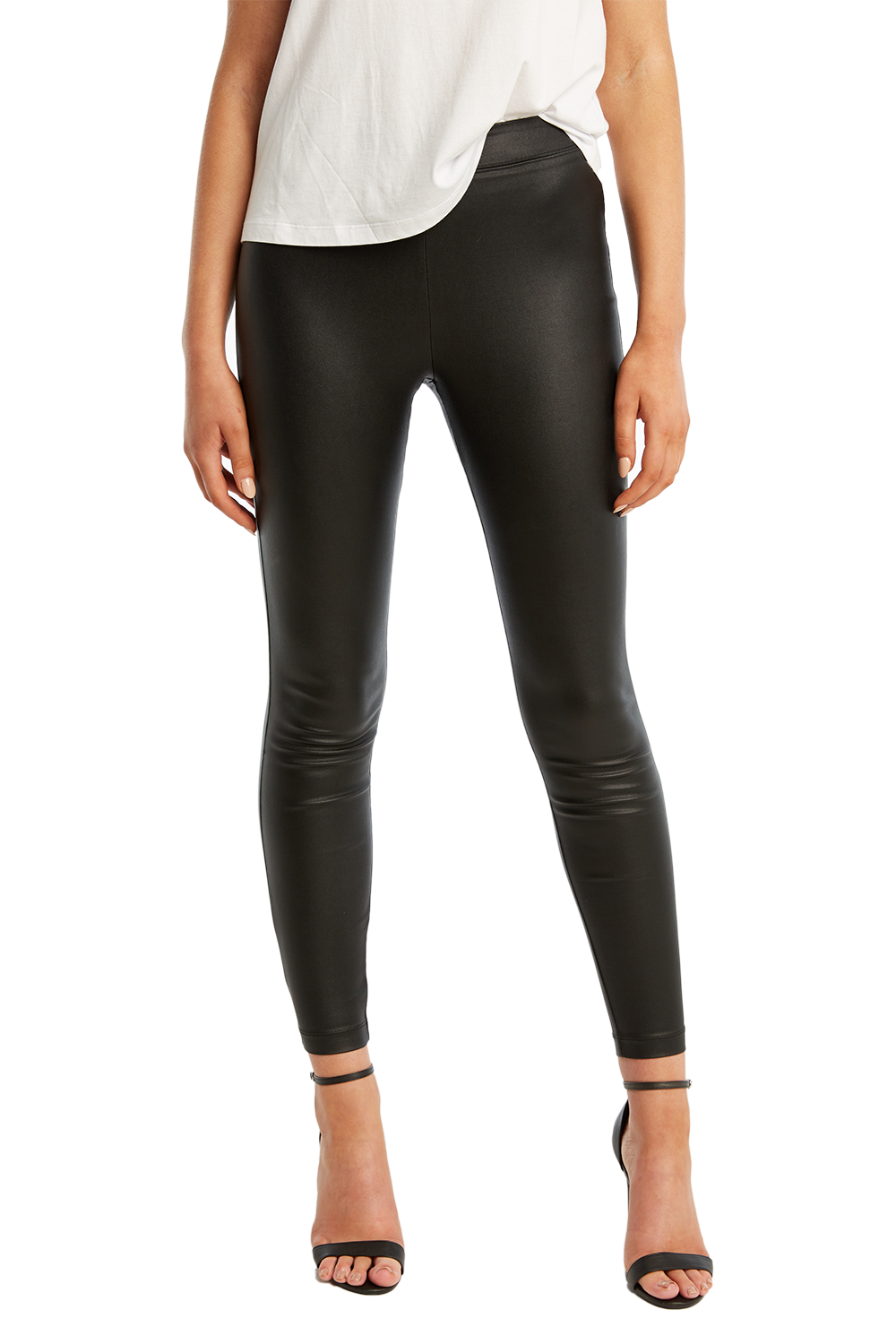 RAVEN LEGGING in colour CAVIAR