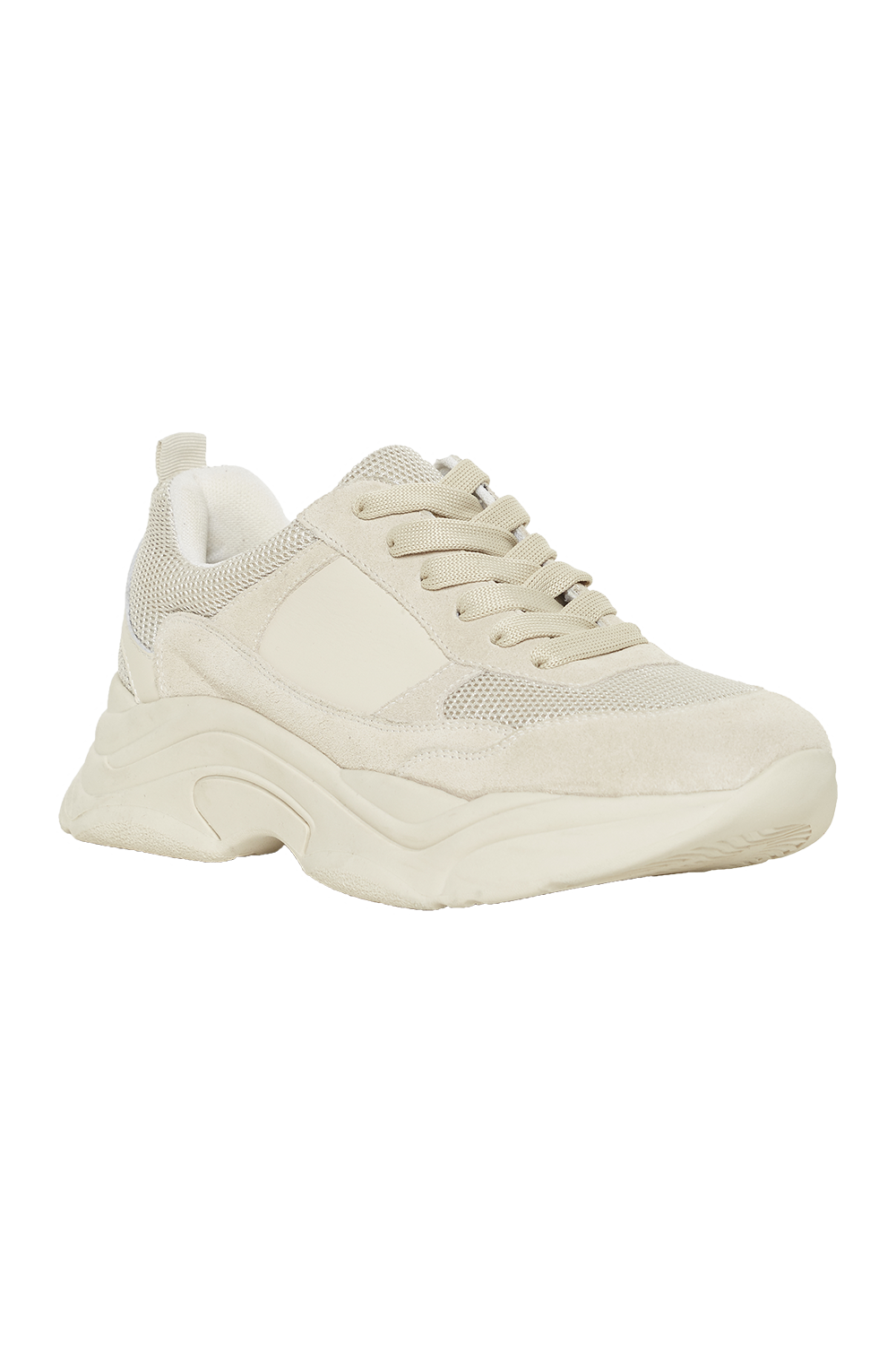 WEEKEND TRAINER in colour BEIGE