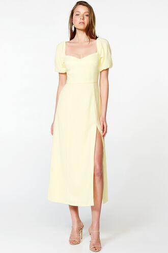 JACYNTA DRESS in colour CAVIAR