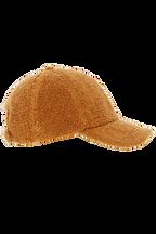 TEDDY CAP in colour MOCHA BISQUE