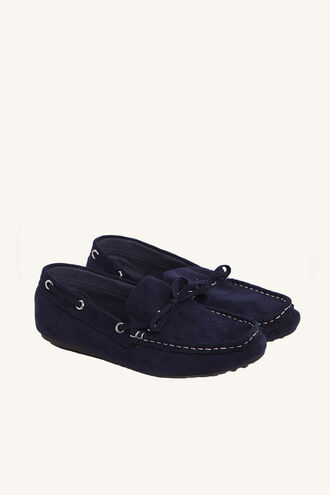 HENRY LOAFER in colour BLACK IRIS