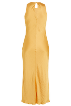 GEMIMA SLIP DRESS in colour JAFFA ORANGE