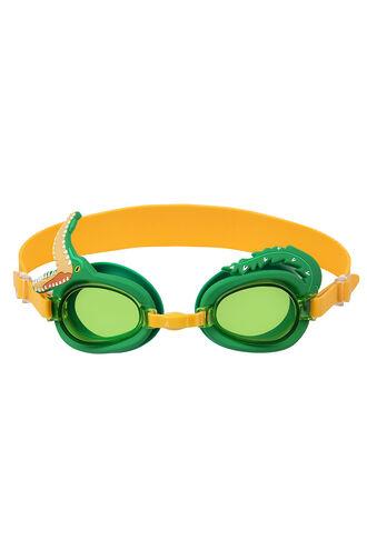Sh. Swim. Goggles 3-9 Croc in colour BOSPHORUS