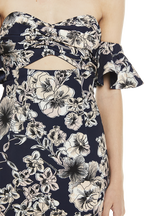 CASEY DRESS in colour CLOUD DANCER
