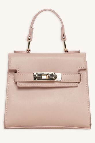 MINI OLLIE BAG in colour PINK CARNATION