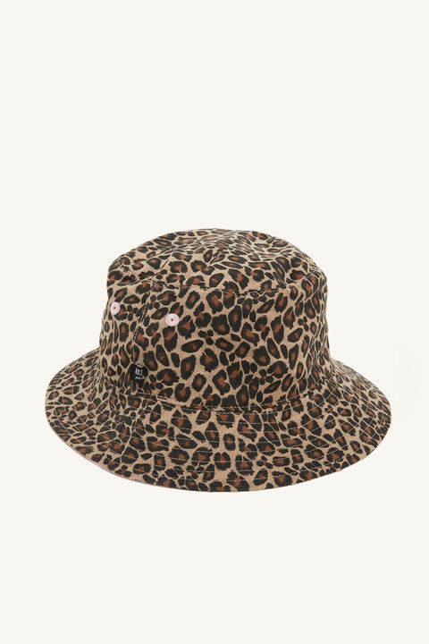 REVERSIBLE BUCKET HAT in colour PARADISE PINK