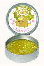 UNICORN PUTTY in colour GOLD EARTH