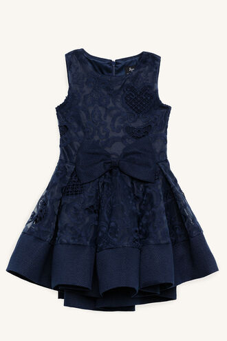 AVA STARLET DRESS in colour DRESS BLUES
