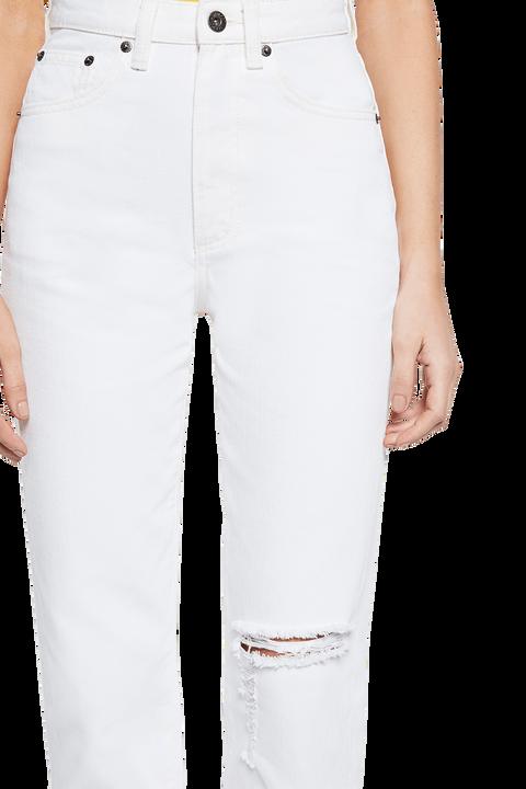 TILLY DENIM JEAN in colour SNOW WHITE