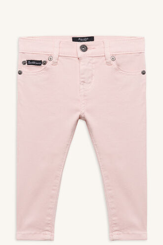 KATE HIPSTER JEAN in colour MISTY ROSE