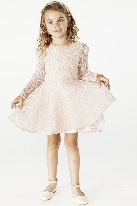 JUNIOR GIRL THE ELLE DRESS