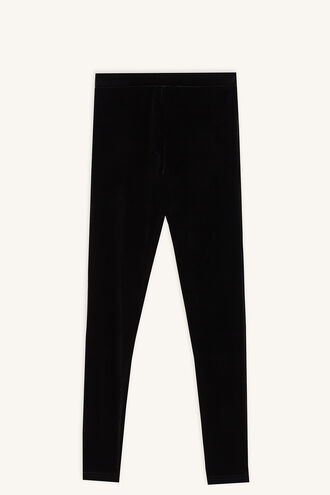 SASCHA LEGGING in colour JET BLACK