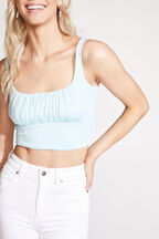 IRO TOP in colour BLUE TINT