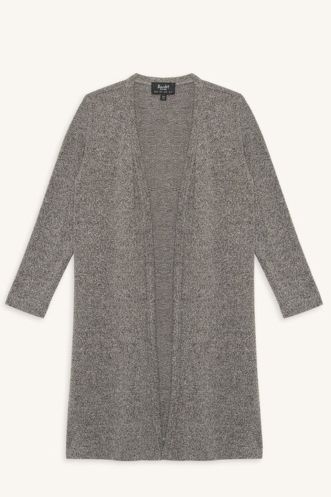 BLAIR LONG CARDIGAN in colour HIGH-RISE