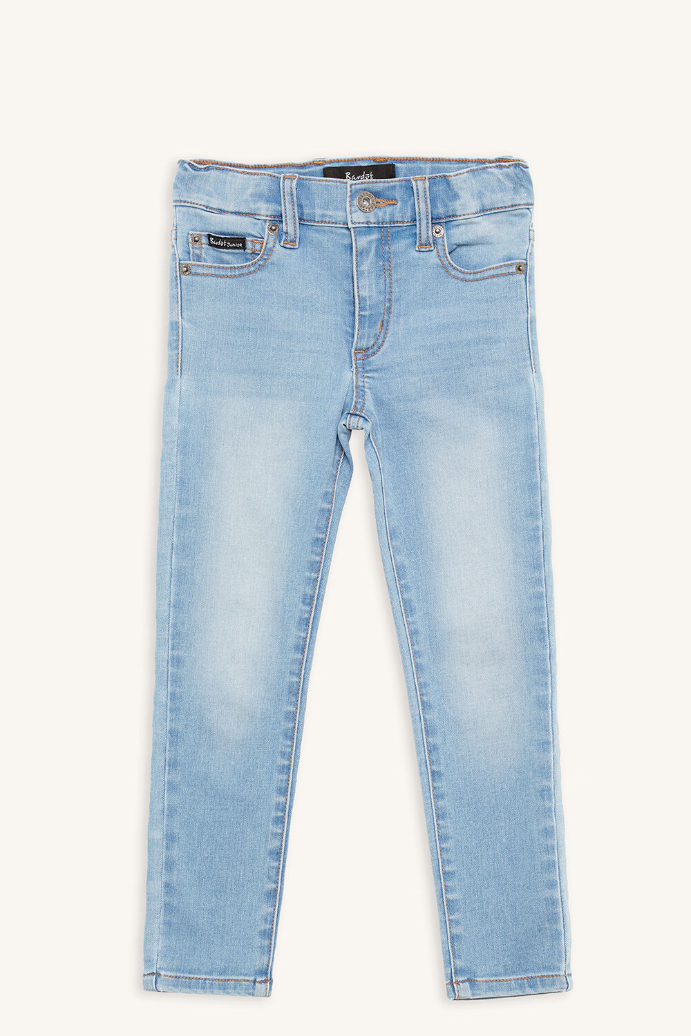 SIENNA MID RISE JEAN in colour TRUE NAVY