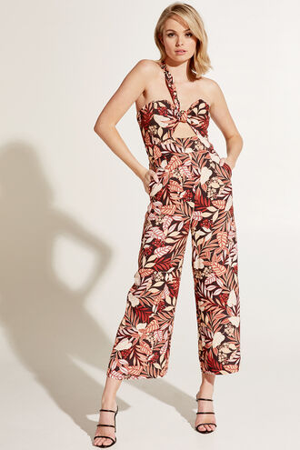DESERT JUMPSUIT in colour DUSTY ROSE