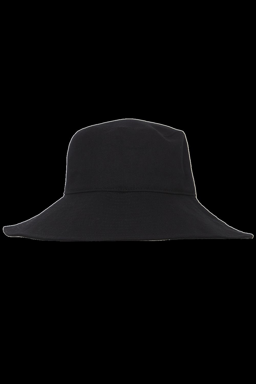 WIDE BRIM BUCKET HAT in colour CLOUD DANCER