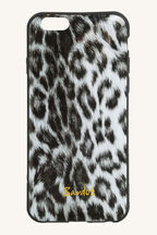 iphone 6 LEOPARD PHONE COVER in colour METEORITE