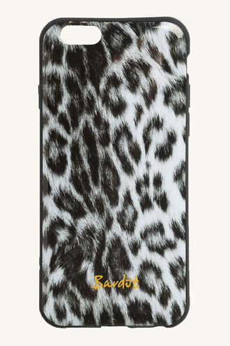 LEOPARD PHONE COVER in colour METEORITE