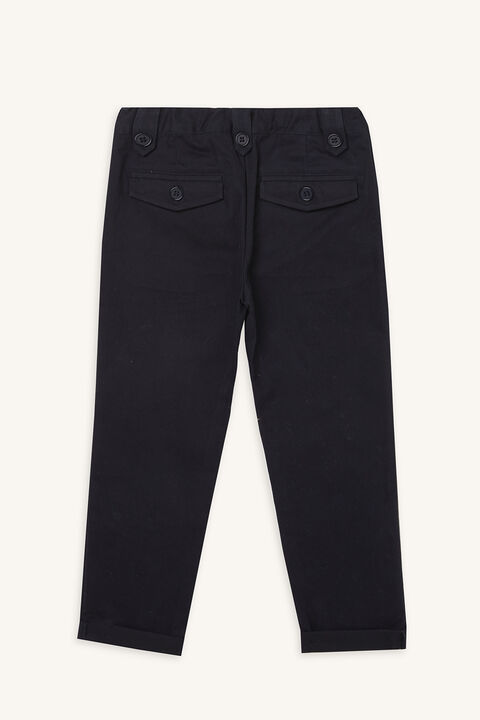 DECLAN CHINO PANT in colour MOOD INDIGO